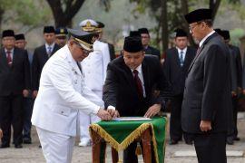 Gubernur Banten Minta Jalan Pusat Pemkot Serang Diperbaiki
