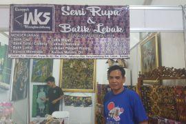 Batik  Lebak Dilirik Pasar Mancanegara
