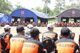339 Relawan Bencana Pandeglang Diberi Pelatihan