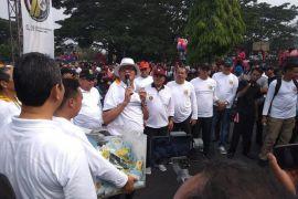 Gubernur Banten Berjanji Tuntaskan Pembangunan Jalan 164 Kilometer