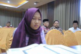 Wali Kota Tangerang Beri Semangat Calon Duta MTQ