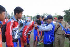 Kecamatan Cipondoh Raih Juara Umum Porkot VI 2018