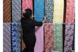 Pemkab Kembangkan Batik Lebak Dorong Ekonomi Daerah