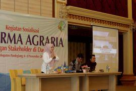 Bupati: Pandeglang  Menjadi Prioritas Program Reforma Agraria