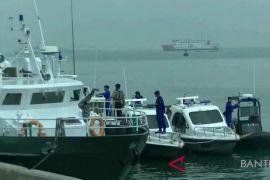 Pengamanan Wilayah Laut Banten