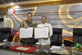 Bank Banten Dukung Bapenda Permudah Pelayanan Kepada Masyarakat