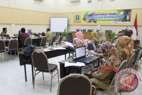 OKKPD Banten Akan Sidangkan Enam Kelompok Pengaju Sertifikasi