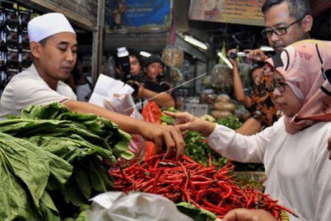 Banten Kaji Dua Lokasi Pembangunan Pasar Induk