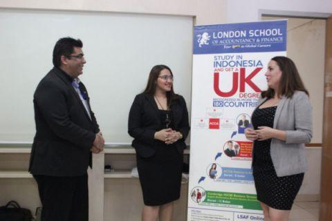 LSAF Global Bawa Pendidikan Akuntansi Ke Indonesia