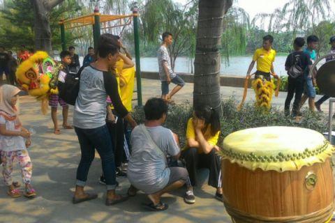 Pengunjung Taman Tematik Dihimbau Tidak Corat-Coret Fasilitas