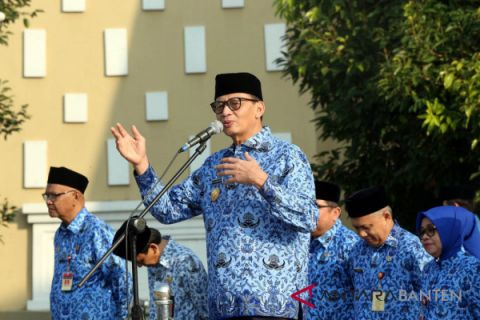 Gubernur: Penataan Banten Lama Sudah Dimulai