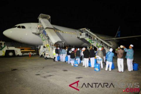 HAJI - Calhaj Tangerang Diminta Jaga Kesehatan Antisipasi Dehidrasi