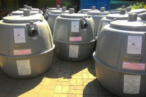 Dinas Perkim Tangerang Bangun 1.671 Bio Septic Tank
