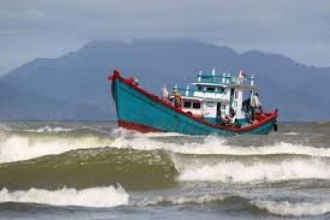 BPBD Lebak Imbau Nelayan Waspadai Cuaca Buruk