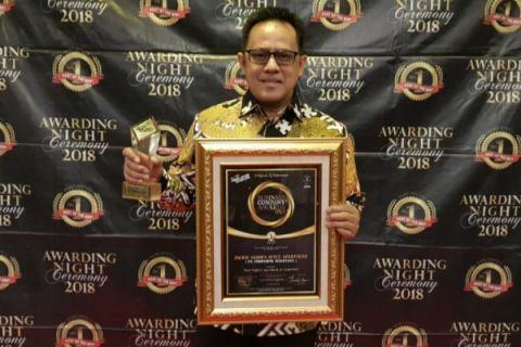 Pacific Garden Raih Penghargaan Apartemen Terpopuler Di Tangerang