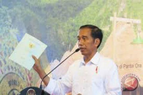 LSM Bentar Apresiasi Program Sertifikat Gratis Yang Digulirkan Jokowi