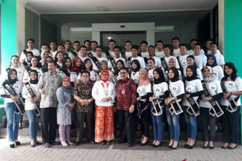 DLHK Edukasi Peserta 'Kang-Nong' Banten Soal Lingkungan