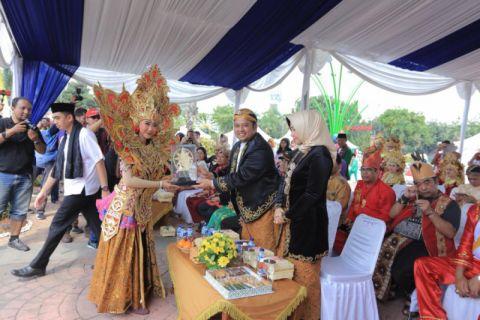Festival Budaya Nusantara Wujud Persatuan Keragaman Di Kota Tangerang