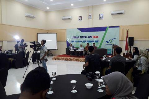 Jurnalis  Garga Terdepan Edukasi Masyarakat Dan Perangi 'Hoax'
