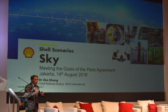 Shell Perkenalkan Skenario Wujudkan Dunia Bebas Emisi
