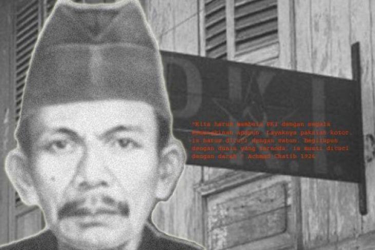 Banten Usulkan Pahlawan Nasional KH Ahmad Chatib