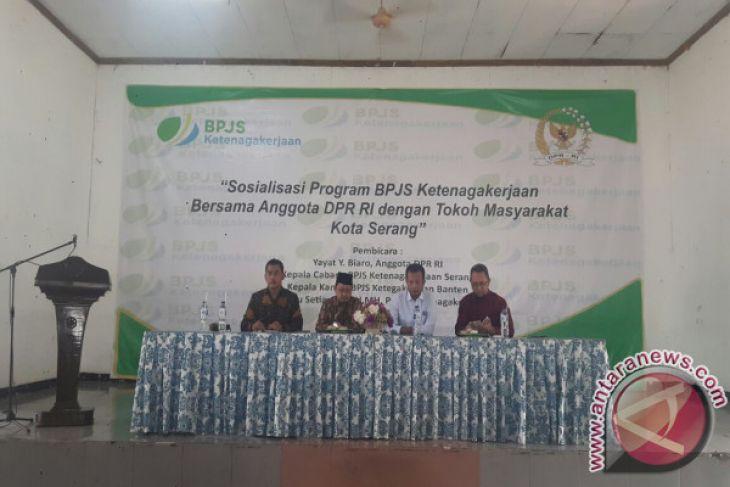 BPJS-TK Serang Gencar Jaring Pekerja Sektor Informal