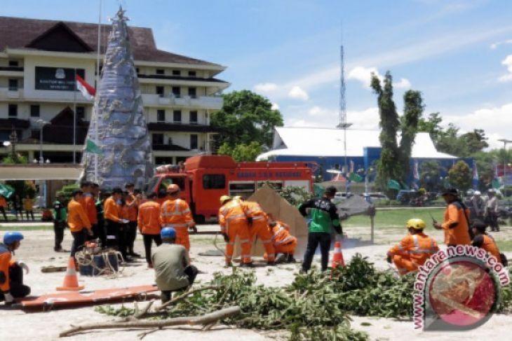 BNPB Lakukan Pendampingan Gerakan Masyarakat Hidup Sehat