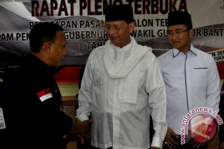 Wagub Banten Minta Ormas Pemuda Kawal Pembangunan