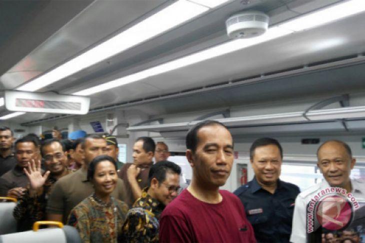 Pemkot Apresiasi Kereta Bandara Lewat Kota Tangerang