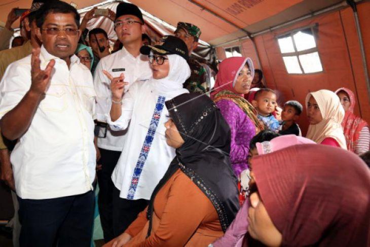 Telkom Salurkan Bantuan Gempa Di Lebak