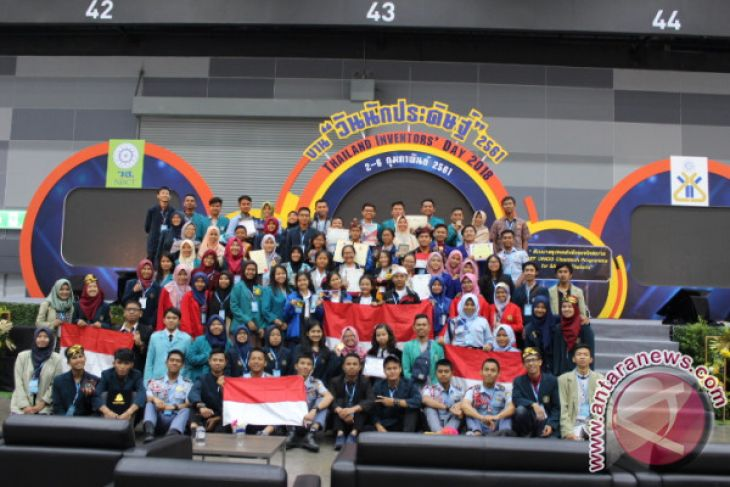 37 Inovasi indonesia Masuk Empat Besar IPITEX