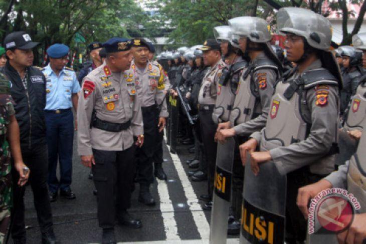 Kompolnas Pantau Kesiapan Pengamanan Pilkada Di Banten