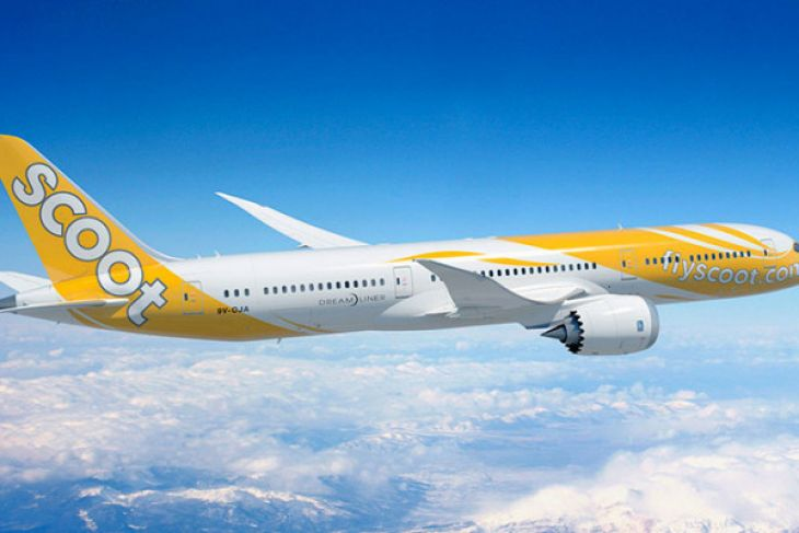 Fly Scoot Tiger Beroperasi Di Terminal 3