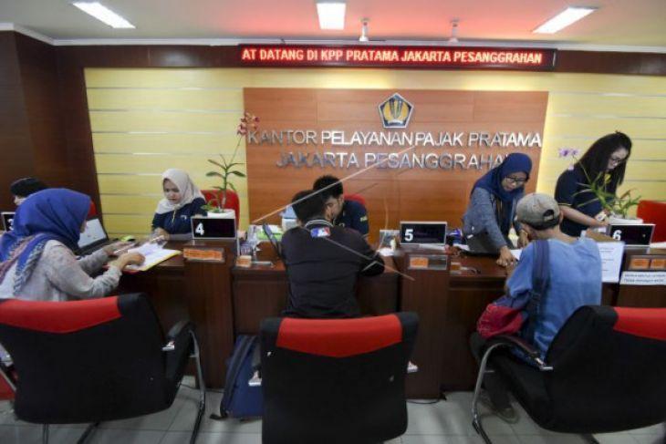 Pemkab Tangerang Optimistis Target Pajak Tercapai