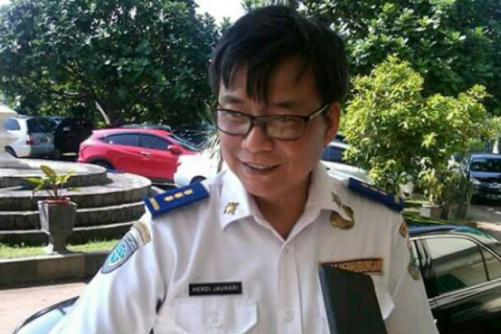 Dishub Banten Lakukan Uji Kelayakan Bus Pariwisata