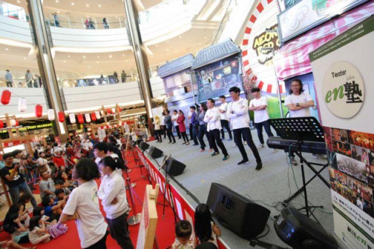 AEON Mall BSD Rayakan Hari Jadi Ketiga