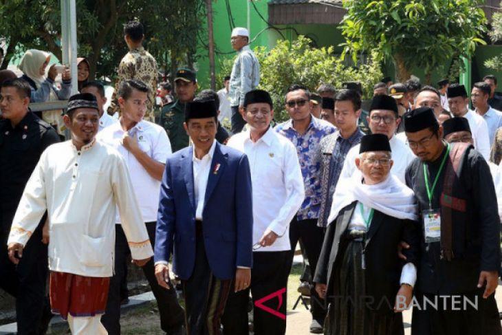 Presiden Jokowi: Jangan Sampai Tidak Akur Dengan Tetangga