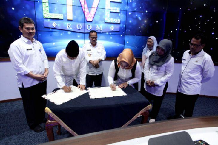 Karawang-Bekasi Adopsi Aplikasi  E-Goverment Pemkot Tangerang