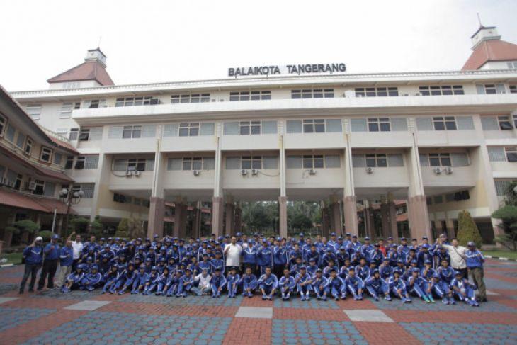 Kota Tangerang Target Juara Umum Popda Banten
