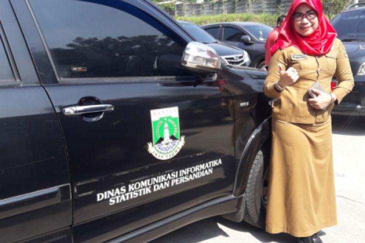 Pemprov Banten Labelisasi  930 Kendaraan Dinas