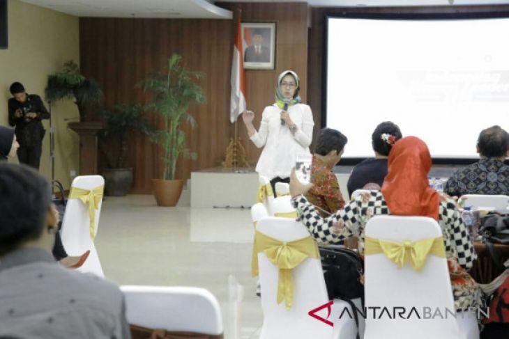 Airin Raih Penghargaan Indonesia Women Leader 2018