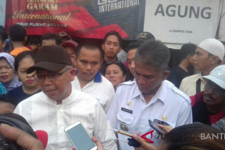 Pjs Walikota Tangerang Tinjau TKP Penggerebekan Teroris