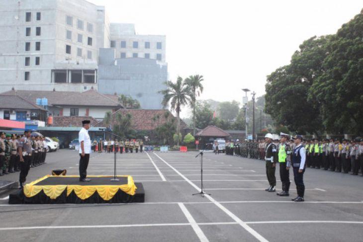 1.500 Personel Amankan Lebaran Di Kota Tangerang