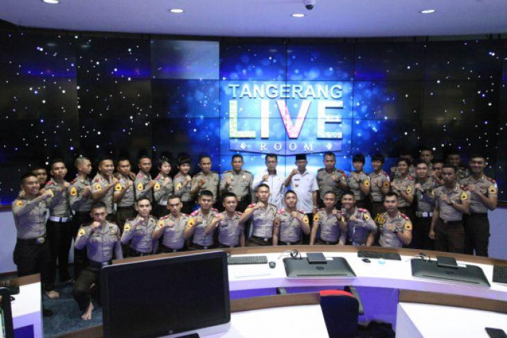 Tangerang Live Room Jadi Pusat Belajar Mahasiswa