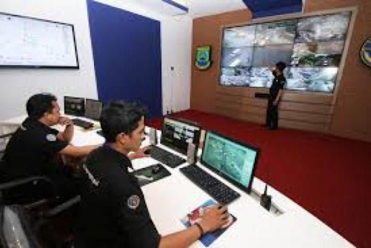 Arus Mudik - Dishub Tangerang Optimalkan 36 CCTV Urai Kemacetan