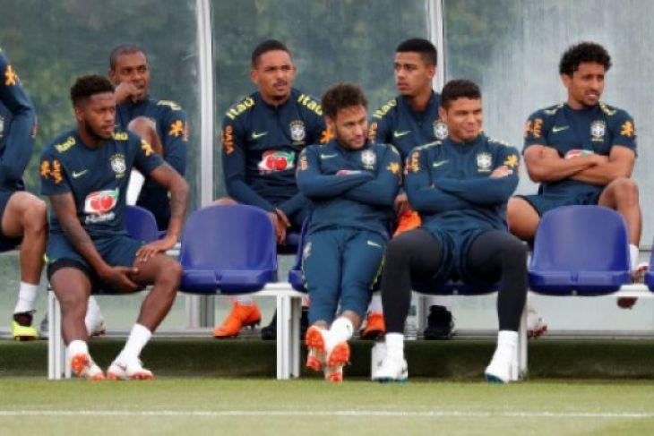 Piala Dunia - Pelatih Swiss Tidak Tertarik Bermain