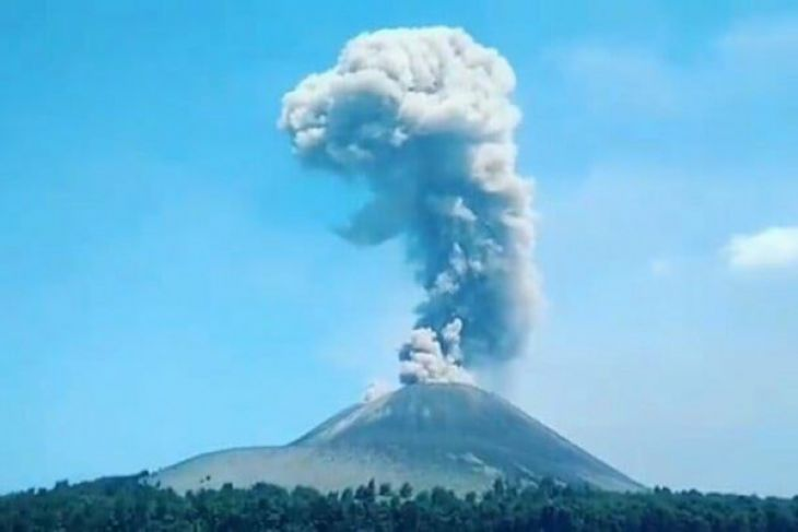 BPBD Banten Minta Masyarakat Tetap Tenang