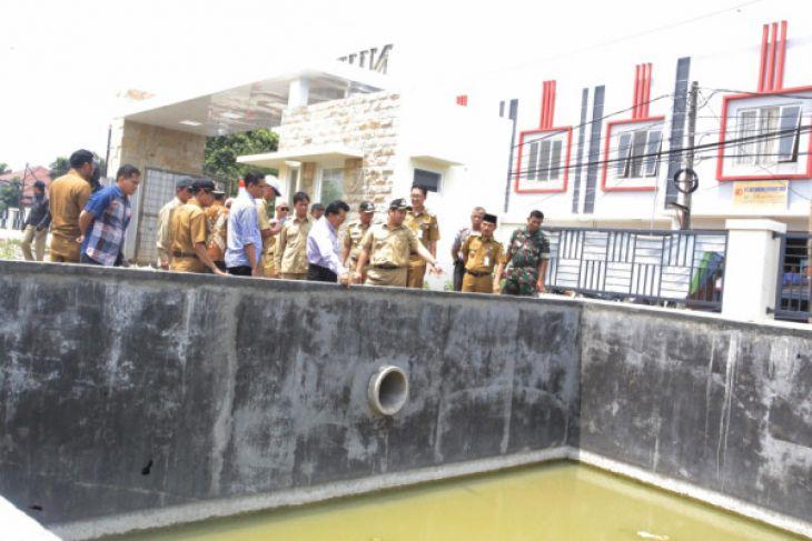 PUPR Tangerang Bangun Enam Embung Atasi Banjir