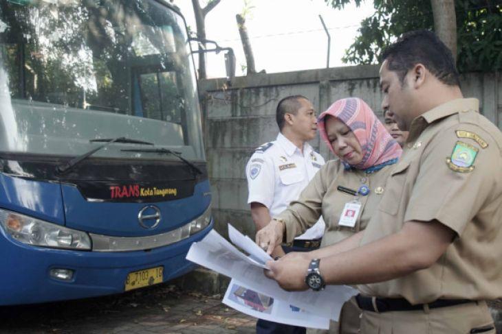 Bus Pariwisata Kota Tangerang Siap Meluncur