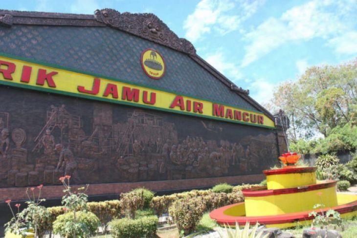 Jamu Air Mancur Raih Sertifikat ISO 9001:2015